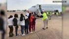 ICE Air, los vuelos en los que el Servicio de Inmigración y Aduanas deporta a guatemaltecos.
