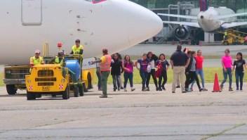 112 personas deportadas a Guatemala