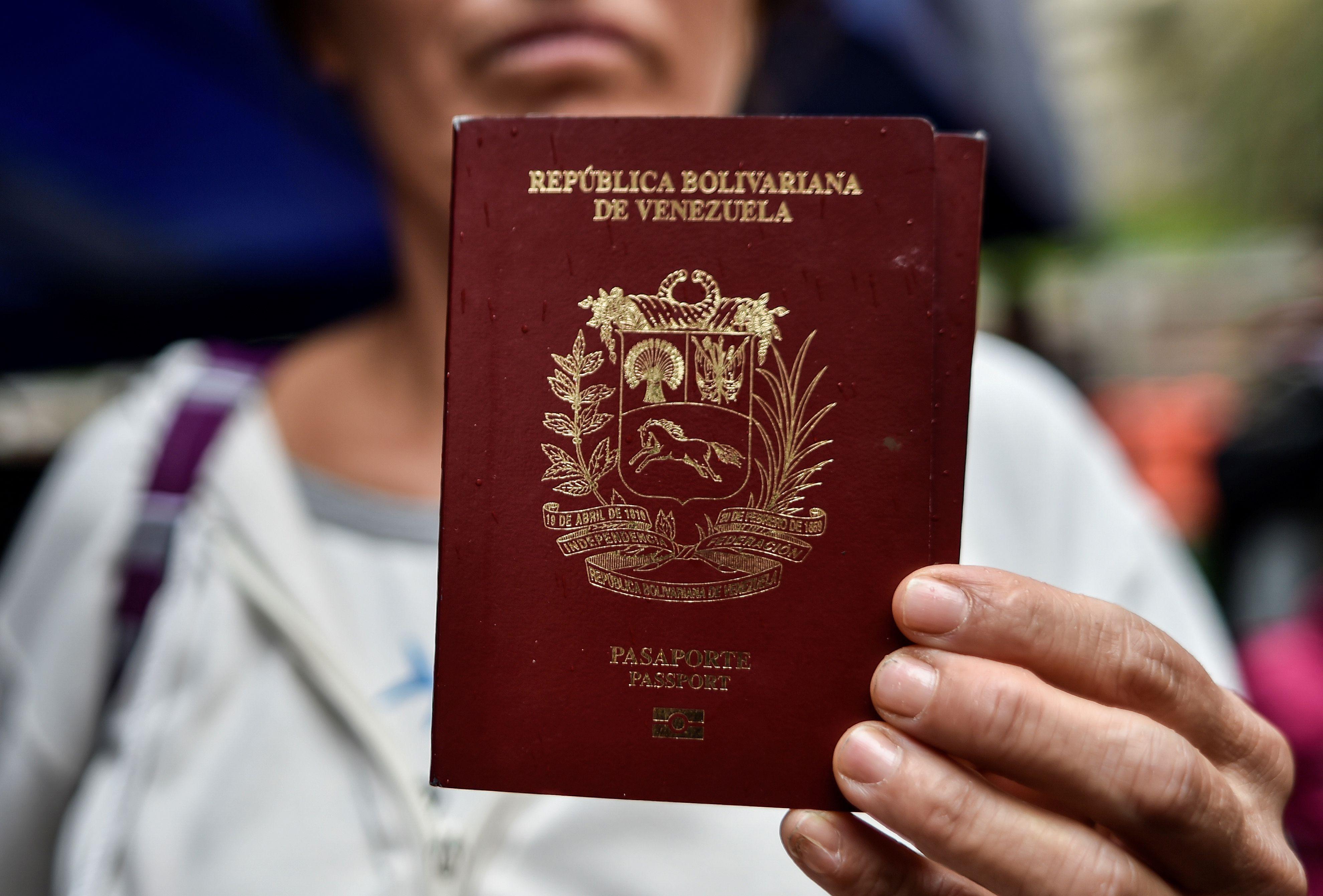 EE.UU. sanciona a responsables del Servicio de Identificación y Extranjería  de Venezuela   CNN
