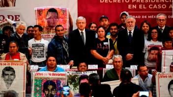 ¿Confían los padres de los 43 estudiantes desaparecidos del caso Ayotzinapa en el gobierno de AMLO?