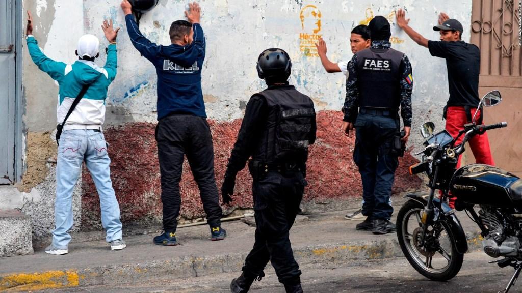 Venezuela, ¿ejecuciones extrajudiciales?