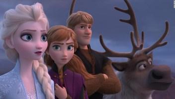 Frozen 2 aventura