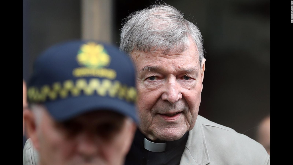 Cardenal Pell intenta revertir su condena