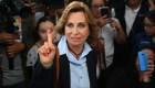 Sandra Torres comparece ante la justicia en Guatemala