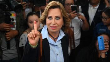 Sandra Torres, tras las rejas en Guatemala