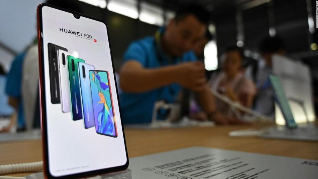 Huawei busca alternativas para sus teléfonos inteligentes