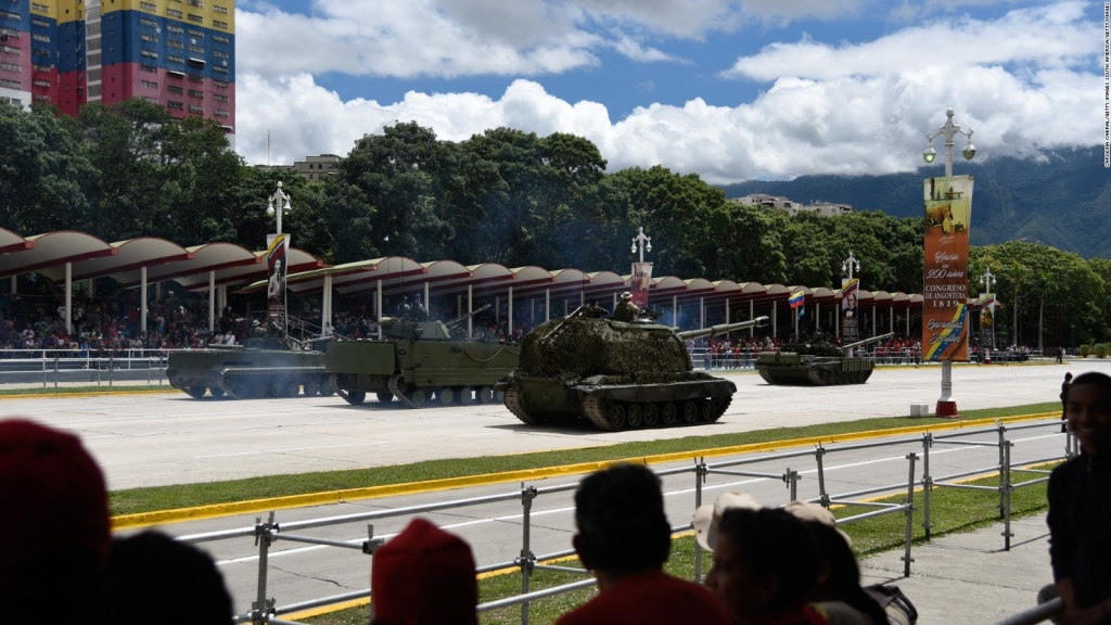 ¿Esta la comunidad internacional preparada para intervenir en Venezuela?