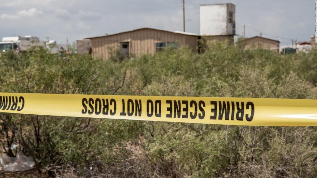 Identifican al autor del tiroteo de Texas