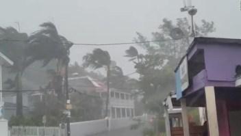 Los daños de Dorian en su paso por las Bahamas
