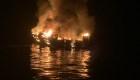 Al menos 20 muertos en incendio en un barco