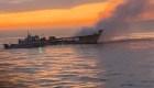 California: Aún hay 14 desaparecidos tras incendio en bote