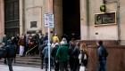 Nerviosismo ante nuevas medidas económicas de Macri