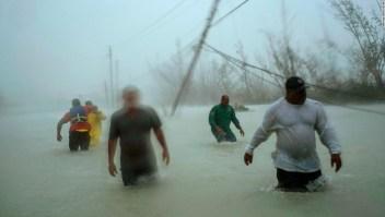 Huracán Dorian deja escenas apocalípticas en Bahamas
