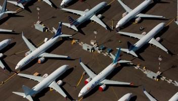 Retrasos con el 737 Max afectan las acciones de Boeing