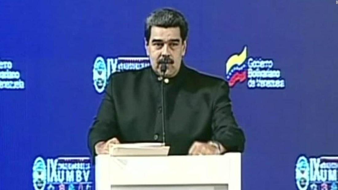 Maduro decreta alerta naranja en zona fronteriza