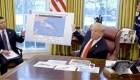El mapa de Trump, ¿Alabama también?