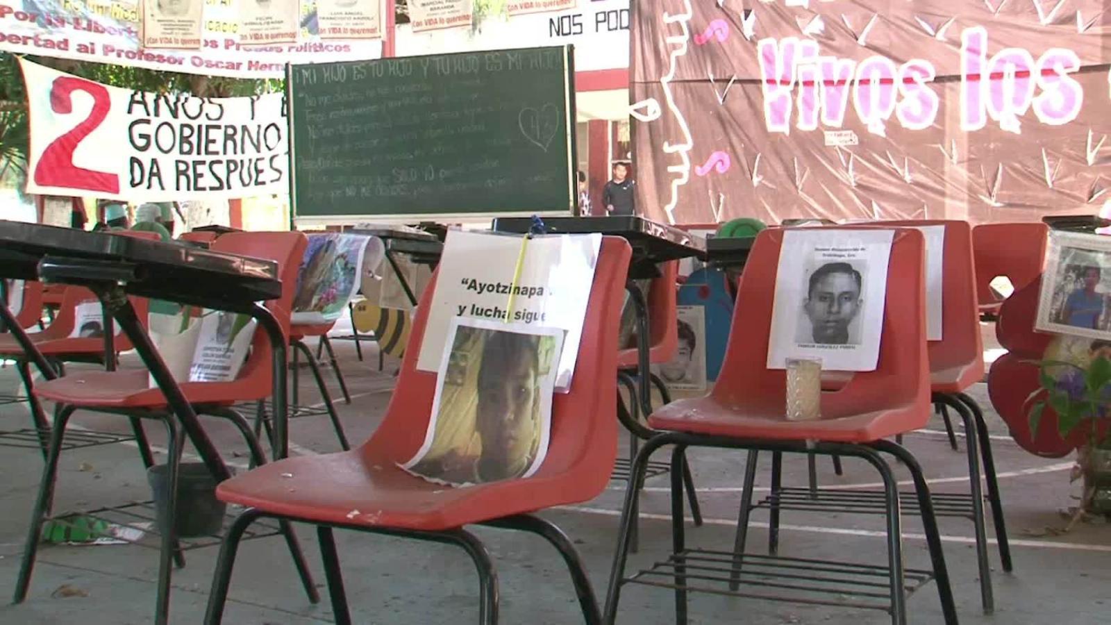 Ayotzinapa: ¿revictimización?