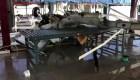 Huracán Dorian: Vasta destrucción del aeropuerto Freeport