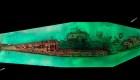Encuentran submarino de la Primera Guerra Mundial en México