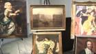 Encuentran en California obras de Picasso robadas