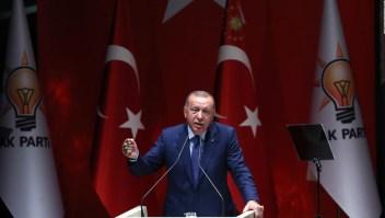 Erdogan amenaza la UE ante la crisis de refugiados