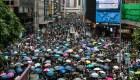 El costo económico de los disturbios en Hong Kong