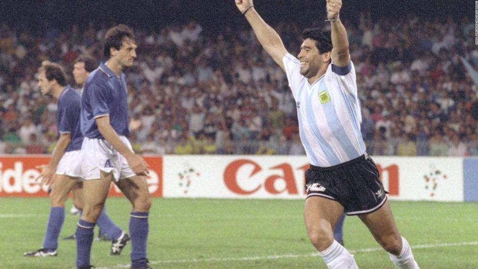 Las mejores temporadas de Maradona, según Varsky