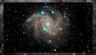 La NASA capta aparición de luz extraña en el espacio