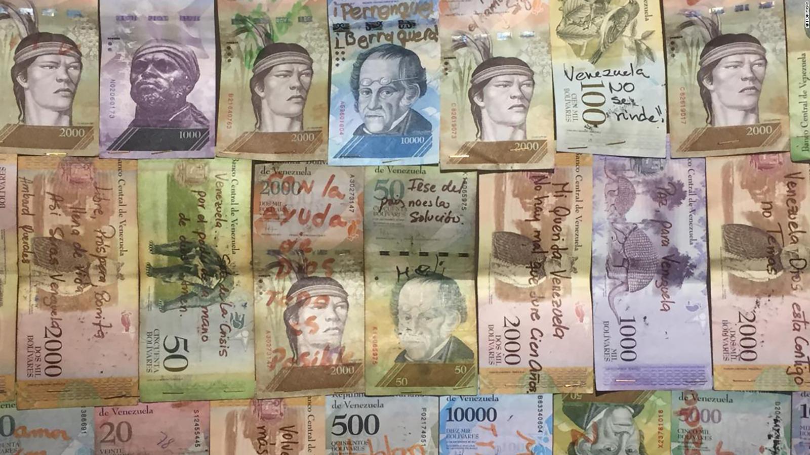 Venezuela le quita seis ceros a su moneda para combatir la hiperinflación