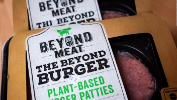 Beyond Meat: acción cae 4%