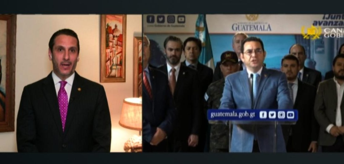 Congreso de Guatemala aprueba estado de sitio en 22 municipios