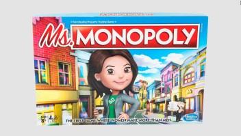 Ms. Monopoly cambia las reglas del juego
