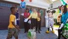 Disney sorprende a un niño generoso con un viaje gratis