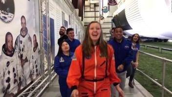 Ariana Grande se une a la NASA para promover interés por el espacio