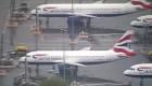Huelga de pilotos obliga a British Airways a cancelar casi todos los vuelos