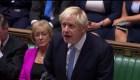 Parlamento británico rechaza adelantar elecciones