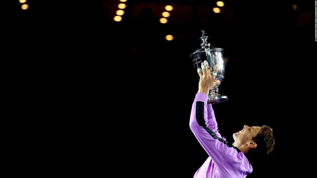 Las emotivas palabras del campeón del US Open
