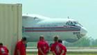 Llega a Bolivia avión ruso para enfrentar incendios