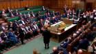 Caos por la suspensión de la sesión parlamentaria en el Reino Unido