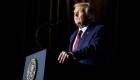 Trump resalta caída del desempleo entre minorías