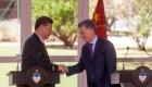 China comprará harina de soja a Argentina
