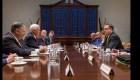 ¿Qué acordaron Ebrard y Pence en reunión bilateral?