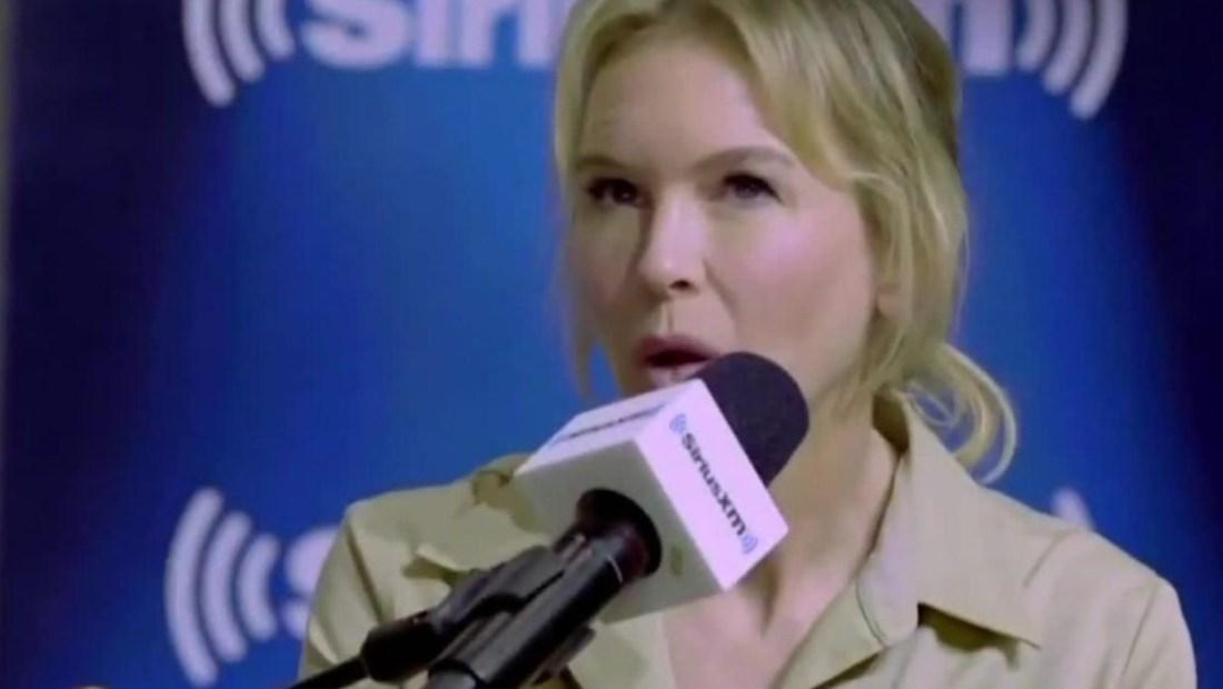 Renée Zellweger oyó a un grupo criticar su cara
