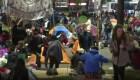 Argentina: Acampe en protesta por mejoras en planes sociales