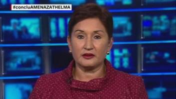 Aldana denuncia amenaza de muerte