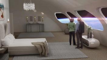 Este podría ser el primer hotel espacial