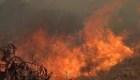 Fuegos de Indonesia afectan a Malasia y Singapur
