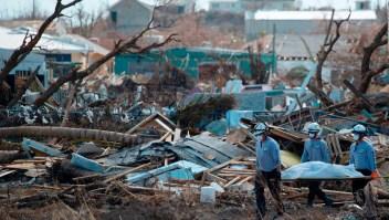 """Marsh Harbour en las Bahamas parece """"un pueblo fantasma"""""""