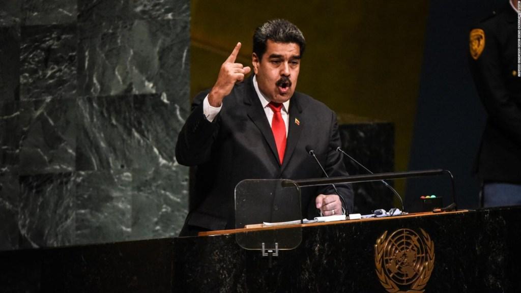 Maduro no estará presente en la asamblea de Naciones Unidas