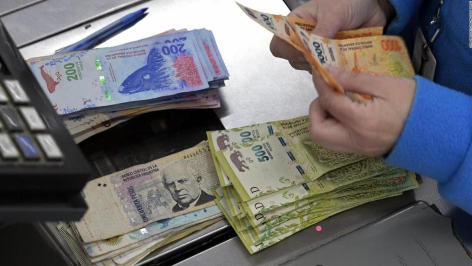 """""""La inflación de Argentina podría aumentar en los próximos meses"""", dice Javier Marcus"""